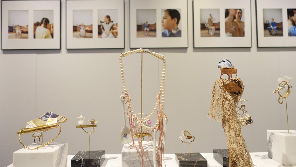 #2. Kyohei Matsuda × moil o exhibition [dawn]